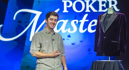 Ali Imsirovic edges out David Peters to win Poker Masters Purple Jacket
