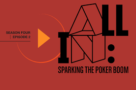 Chris Moneymaker and the Poker Boom on the 30 for 30 Podcast