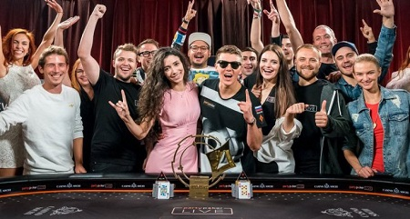Anatoly Filatov wins partypoker Millions Russia Main Event