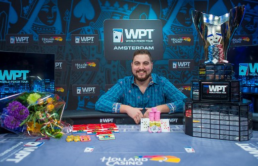 WPT Amsterdam: Andjelko Andrejevic wins and denies Zinno fourth title