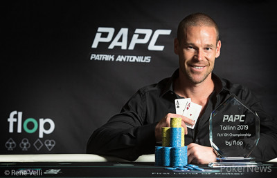 Patrik Antonious wins Patrik Antonius Poker Challenge tournament
