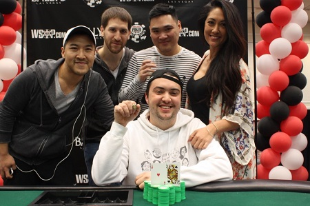 Asher Conniff wins WSOP Circuit Bally's for $193K score