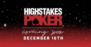 High Stakes Poker returns on December 16