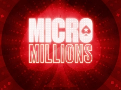 MicroMillions returns to PokerStars with 117 events in 11 days