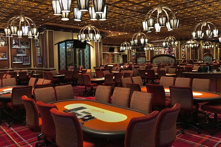 Poker room at the Bellagio in Vegas and Bicycle Casino in LA finally reopen