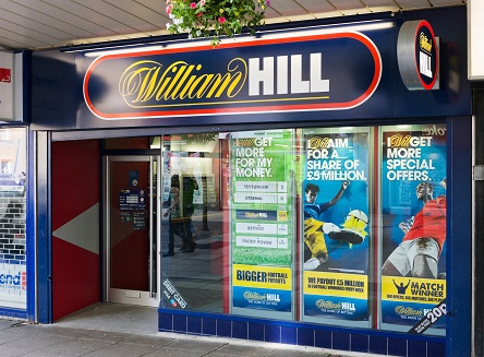 Caesars Entertainment to buy William Hill sports books for $3.7 billion