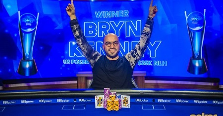 Bryn Kenney wins USPO Event #7 $25K for $450K