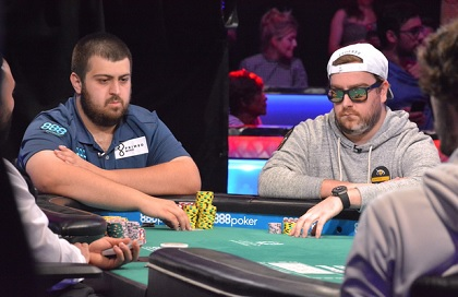 2017 WSOP: Main Event down to 7