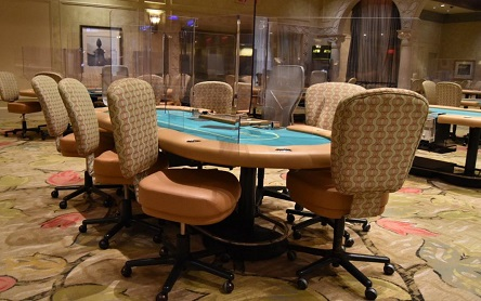 Live poker finally returns to the Borgata Casino in Atlantic City