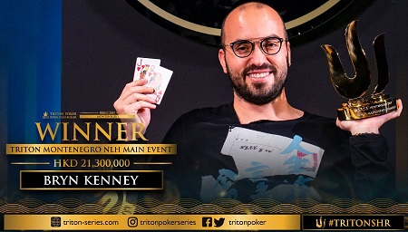 Bryn Kenney wins 2019 Triton Montenegro Main Event for $2.7M