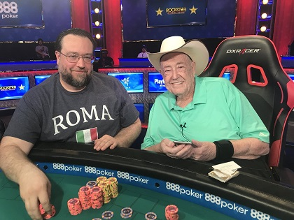 2018 WSOP: Brian Rast wins 4th bracelet; Doyle Brunson 6th place