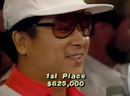 Johnny Chan documentary film