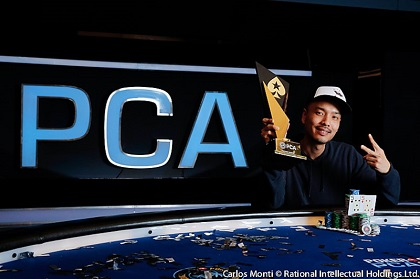 2019 PCA: Chino Rheem wins $10K Main Event for $1.5 million score