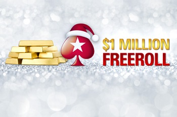 PokerStars Christmas Festival and $1 Million Freeroll