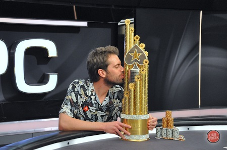 PSPC: Spain's Roman Colillas wins $5.1 million