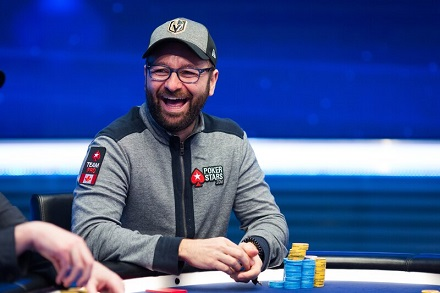 Daniel Negreanu steps down as PokerStars Ambassador