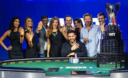 Darren Elias wins 4th career WPT title