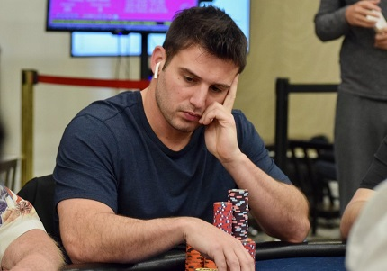 Four-Time Champ Darren Elias Leads 2019 WPT LA Poker Classic Final Table