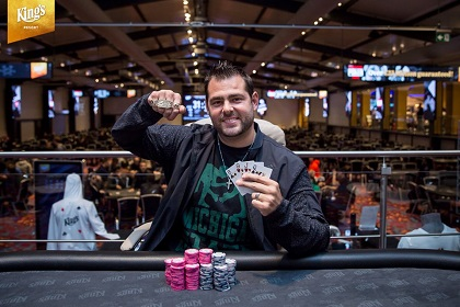2019 WSOP Europe: Dash Dudley wins another PLO bracelet