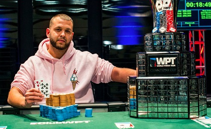 Demo Kiriopoulous wins WPT Fallsview Poker Classic