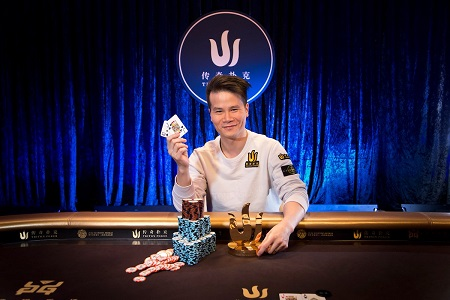 Devan Tang, Justin Bonomo, and Michael Soyza win at Triton Poker Series Jeju