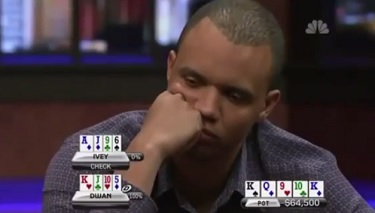 The Weekly Negreanu: Ivey vs. durrrr and playing Limit Hold'em