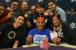 Los Angeles Psychiatrist wins WSOP Circuit title at the Bike