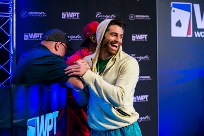 Ex-hockey player Donald Maloney wins 2019 WPT Borgata Poker Open