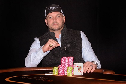 Dustin Schoonover wins WSOP Circuit Choctaw Durant and first ring