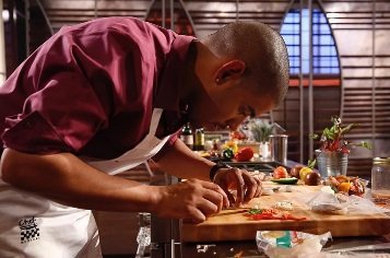 Master Chef: David Williams advances to final 5