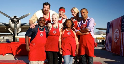 MasterChef: David Williams survives and makes final 14