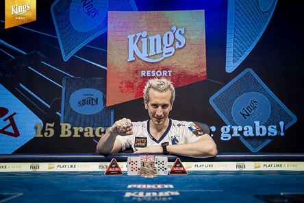 2019 WSOP Europe: ElkY wins Colossus for 2nd bracelet