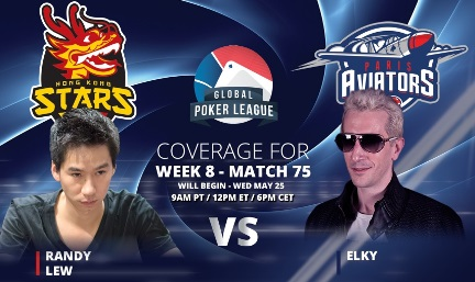 GPL: Week 8 - EurAsia Conference heads-up matches