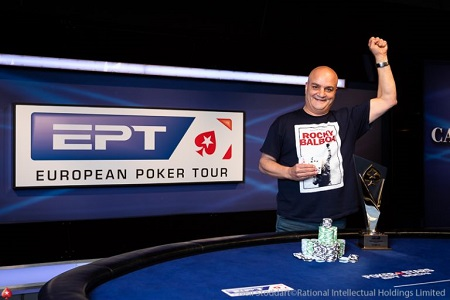 Uri Gilboa wins EPT Sochi Main Event for estimated $420,000