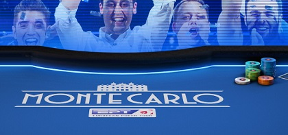 Qualify for the EPT Monte Carlo for as low as €1