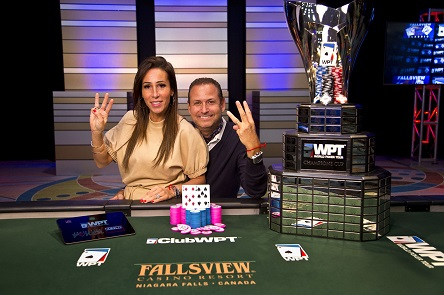 Eric Afriat wins 2020 WPT Fallsview for 3rd WPT title