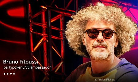 partypoker signs Bruno Fitoussi as ambassador