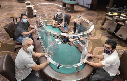 Three Florida poker rooms to reopen this week