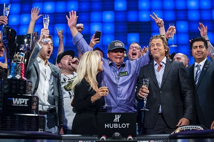 Erkut Yilmaz and Frank Stepuchin win WPT titles