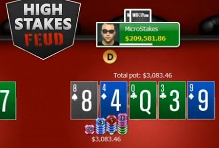 High Stakes Duel: Doug Polk wins session #2 with 218K