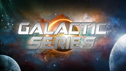 Galactic Series starts August 26