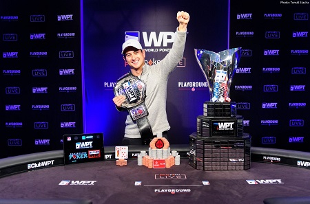 Geoffrey Hum wins 2019 WPT Montreal for $500,000 CAD