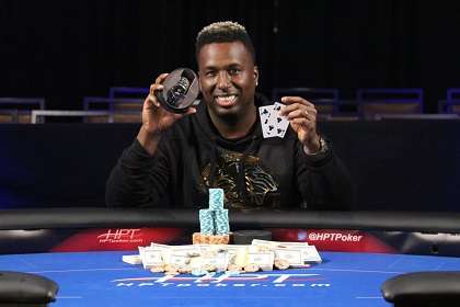 Maurice Hawkins wins HPT St. Louis