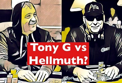 Tony G challenges Phil Hellmuth to a heads-up battle