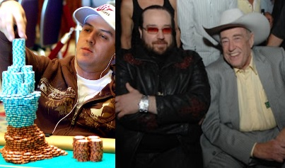 Poker Hall of Fame to induct Carlos Mortensen and Todd Brunson