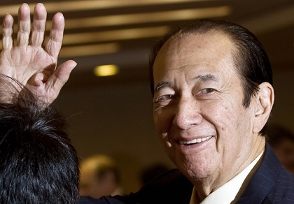 Stanley Ho, the King of Macau gambling, passes away at 98