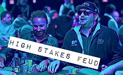 Next High Stakes Duel includes Hellmuth vs Negreanu