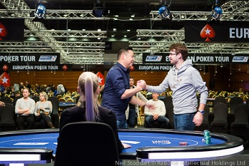 Jasper Meijer van Putten wins EPT13 Prague main event and €699,300
