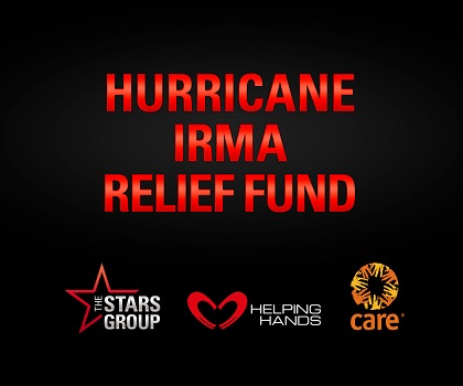 PokerStars, Helping Hands, and Hurricane Irma Emergency Appeal Fund