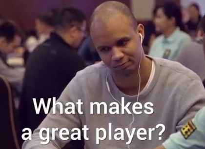 Rare Phil Ivey poker tips video